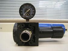 Parker P3NRA98BNN Regulator HN4S-61UA Filter with Auto Drain Compression Tester