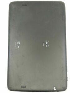 OEM Verizon LG G Pad VK700 10.1 Black Back Battery Cover Housing Door-SAME DAY