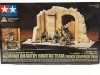 Italeri Tamiya German Infantry Mortar Team French Campaign 1940 1:35 Model Kit