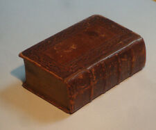 BIBLIA LATINA Paris 1551 Yolande Bonhomme (first woman to print a bible !) TOP !