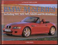BMW M Series M1 M3 M5 M535i M5 M635CSi M Roadster MRP Collectors Guide