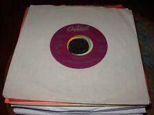 "BEATLES strawberry fields forever / penny lane ( rock ) 7"" / 45 capitol purple"