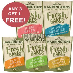 Harringtons Fresh Bake Tasty Treats Various 100g ***Buy Any 3 Get 1 Free***