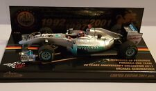 Mercedes Petronas - 20 years anniversary collection - Michael Schumacher - 1/43
