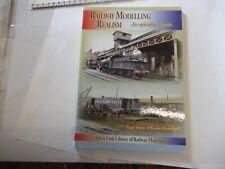More details for railway modelling realism  - pub.2012 - 270 pp - p/b