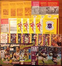 More details for huddersfield rugby league programmes 1949 - 2012