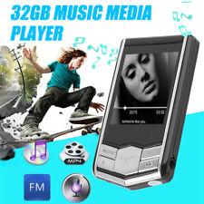 "32GB MP4 MP3 1.8"" Generation Music Media Player With Video Photo Mic Headphone"