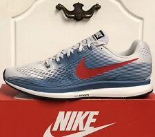 Nike Air Zoom Pegasus 34 Hombre Zapatillas Zapatos Tenis Reino Unido 13 EUR 48,5 US 14