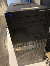 Dell Optiplex 790 Tower PC i3-2120 8GB RAM 120GB SSD WIN 10 Pro + GT 635 4K HDMI