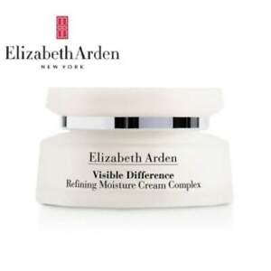 ELIZABETH ARDEN visible difference refining moisture cream complex - 75ml BOXED