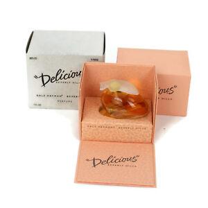 Vintage Gale Hayman Beverly Hills Delicious Perfume Splash 1.0 Fl. Oz 30 ml