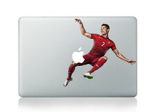 "Cool Ronaldo Soccer Sticker Viny Decal Apple Macbook Air/Pro/Retina 13""15""17"""