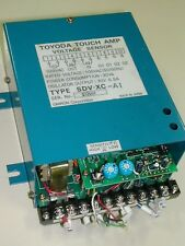 OMRON TOYODA TOUCH AMP VOLTAGE SENSOR SDV-XC-A1 USED F3
