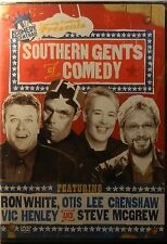 COMEDY CENTRAL Presents SOUTHERN GENTS of COMEDY Ron White Vic Henley SEALED