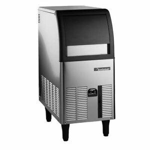 Scotsman CU0515GA-1A 85Lb Under Counter  Ice Maker Machine Air Cooled Used MINT