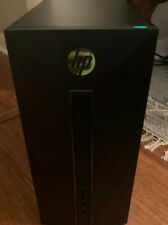 HP Pavilion Power Gaming Desktop Computer, AMD Ryzen 5 1400, GeForce GTX 1060