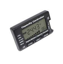 RC CellMeter-7 Digital Battery Capacity Checker F NiMH Nicd LiFe LiPo Li-io K9