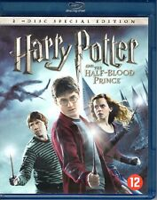 BLU-RAY   -  HARRY POTTER AND THE HALF-BLOOD PRINCE 2DISC SPECIAL EX+