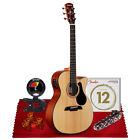 Alvarez AF30CE Artist 30 Series Folk Electric Guitar (Natural Satin) with String for sale