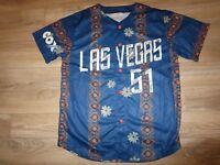 Las Vegas 51s AAA Team Autograph Minor League Baseball Jersey XL