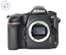 Nikon D850 45.7MP Digital SLR Camera (Body Only) UK MODEL