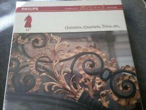 Mozart: Trios - PHI 8 CD Edition Vol. 6 - Neu RAR - Quintets  Quartets Quartette