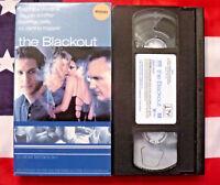 The Blackout (VHS, 1997) Matthew Modine, Claudia Schiffer, Dennis Hopper, RARE
