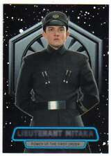2016 Topps Star Wars Force Awakens Ser 2 Power of the First Order #4 Lt Mitaka