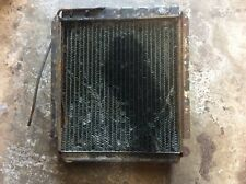 """Landrover series 1 one radiator 80"""" / 86"""" / 88"""" / 107"""" & 109"""" will fit 1948 - 58"""