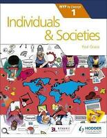 Individuals and Societies for the IB MYP 1. by Concept by Grace, Paul (Paperback