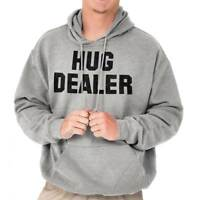 Hug Dealer Funny Personality Novelty Graphic Hoodies Sweat Shirts Sweatshirts