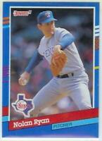 1991 Donruss baseball complete set