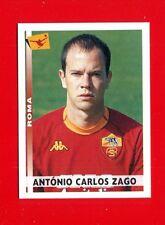 CALCIATORI Panini 2000-2001 - Figurina-sticker n. 344 - ZAGO -ROMA-New