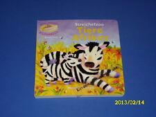 Fühlbuch - Streichelzoo Tiere Afrikas - Puzzlebuch