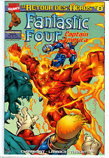 FANTASTIC FOUR :le retour des heros :  8     MARVEL FRANCE