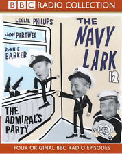 The  Navy Lark : No.12: The Admiral's Party/The Comfort Fund/Stuck Up the Inlet/The Hank of Heather: Four Original BBC Radio Episodes by AudioGO Limited (Audio cassette, 2000)
