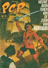 PEP 1967  nr. 13 - ROODBAARD (COVER)/SOVAM/SWIEBERTJE/HANS G. KRESSE