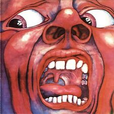 KING CRIMSON ( NEW SEALED CD ) IN THE COURT OF THE CRIMSON KING ( REMASTERED )