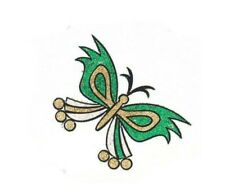 Bijou de Peau Tatoo Papillon Body Art Bindi Inde B555