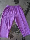 Pantalon de pyjama violet Charlotte aux Fraises Taille 2 ans