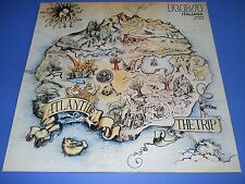 LP ITALIAN PROG THE TRIP - ATLANTIDE - GIMMIX COVER