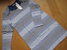 Triumph Nachthemd Sleepshirt Dots & Stripes, Gr. 44, grau/ blau, NEU, 1A-Ware
