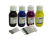 400ml RICARICA INCHIOSTRO A PIGMENTI di sublimazione per Epson compatibile CARTUCCIA RICARICABILI