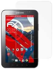 2x FX-Shock-Antireflex Schutzfolie Samsung Galaxy Tab GT-P1000 Panzerfolie Folie
