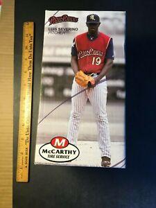 NEW Luis Severino Scranton WB Railriders Bobblehead SGA Yankees