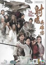 The Legend of the Condor Heroes 射雕英雄傳 2017 DVD 10-Disc TV Drama Eng Sub R0