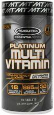 MuscleTech Platinum Multi Vitamin - 90 tabs