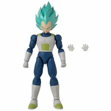 in Stock Bandai Dragon Ball Stars Wave 16 Super Saiyan Blue Vegeta Action Figure
