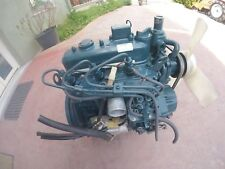 KUBOTA  / D1105 ENGINE / 3 Cylinders 1.123cc 26HP