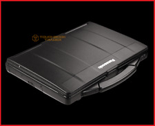 BLACK Panasonic Toughbook CF-53 laptop • 1000GB • DVDRW • Backlit KB • i5 2.5Ghz